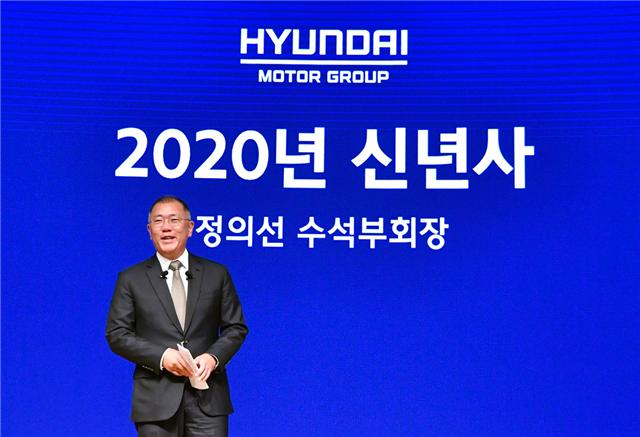 2020年将成为现代汽车集团确保市场领导力的元年