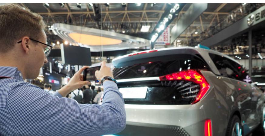 """自主品牌成为中国汽车产业发展""""新脊梁"""""""