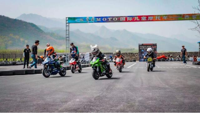 2021陕西省青少年摩托车场地联赛西安站圆满举办
